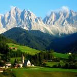 Ciekawe miejsca do zwiedzania w Austrii
