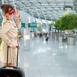 LOT Business Lounge Polonez na lotnisku Chopina