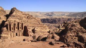 jordania atrakcje turystyczne