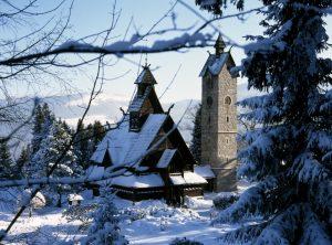 Kościół w Sudetach